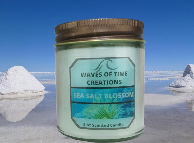 Sea Salt Blossom Candle