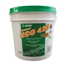 ECO 420 Outdoor Carpet Adhesive 15 Ltr