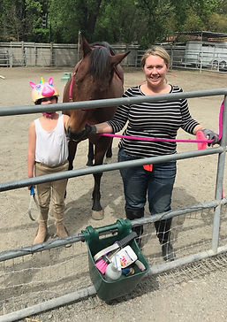 All Seasons Horse Riding Barn Lab Education