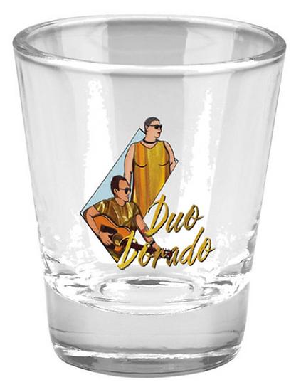 Duo Dorado Shot Glass 1.5oz