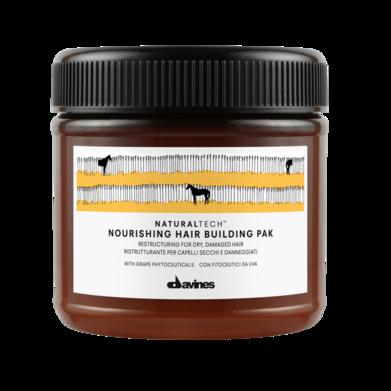 Davines Naturaltech Nourishing Hair Building Pak