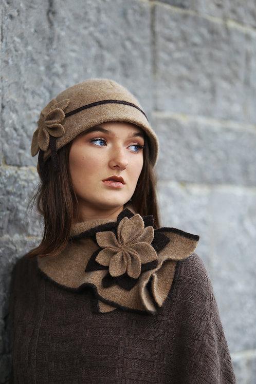 Petal Cloche Hat
