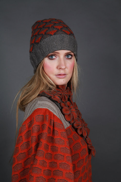 Beanie Patterned Hat