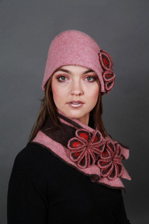 Retro Flower Hat
