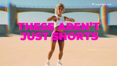 Fabletics x Shorts Season