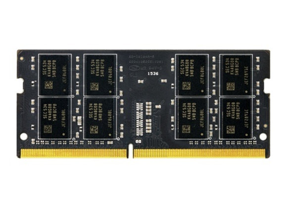 MEMORIA RAM SO DIMM TEAMGROUP TEAM ELITE PC4 19200 DDR4 4GB 2400MHZ TED44G2400C1