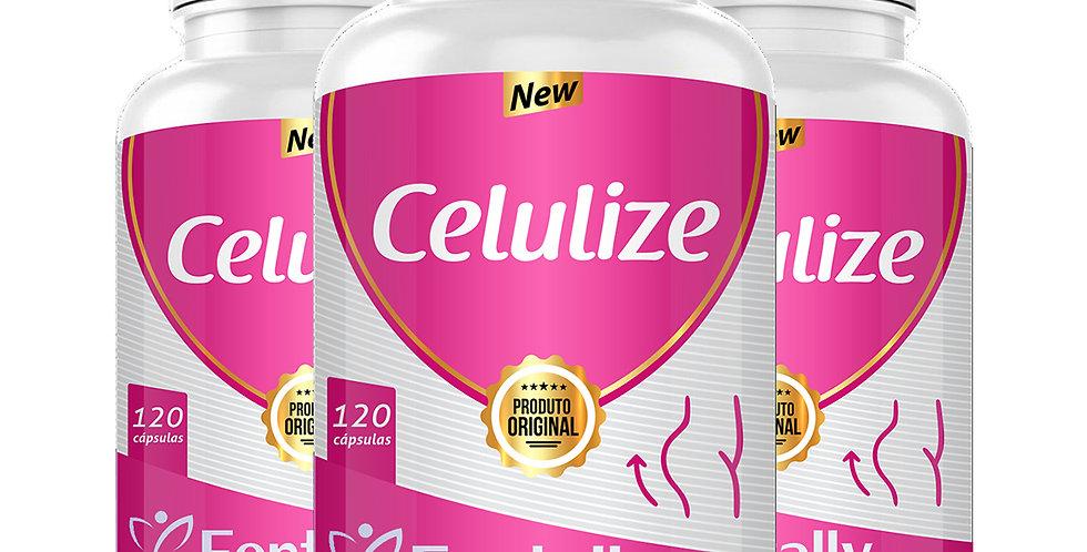 Celulize – Combate a celulite – 120 cápsulas