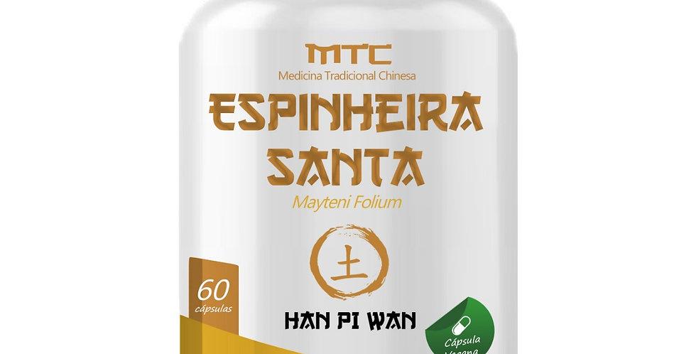 Espinheira Santa –  Mayteni Folium - 60 Cápsulas