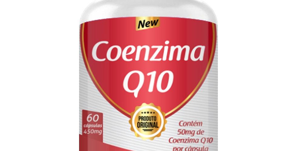 Coenzima Q10 – Suplemento – 60 cápsulas