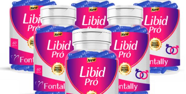 Combo Família - Libid Pró – Mais Libido – 60 cápsulas