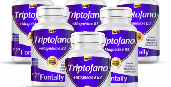 Combo Família - Triptofano + Magnésio e Vitamina B3 – 120 cápsulas