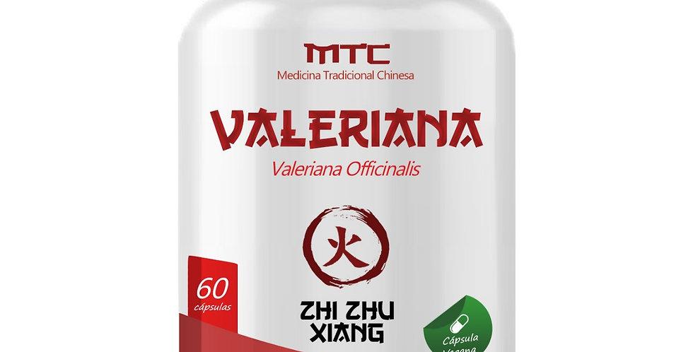 Valeriana – Valeriana Officinalis - 60 Cápsulas