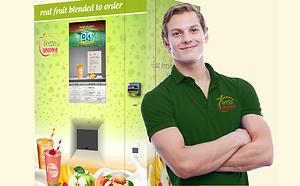 Smoothie Vending Machine