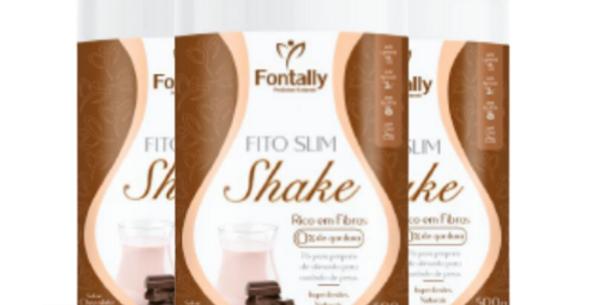 Fito Shake Chocolate – Linha Fito Slim SSB – 500g