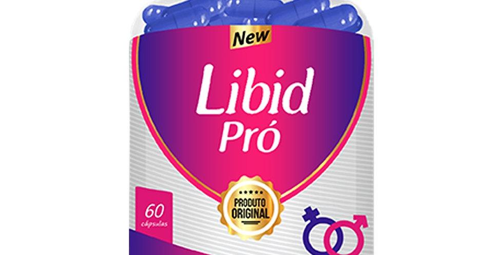 Libid Pró – Mais Libido – 60 cápsulas