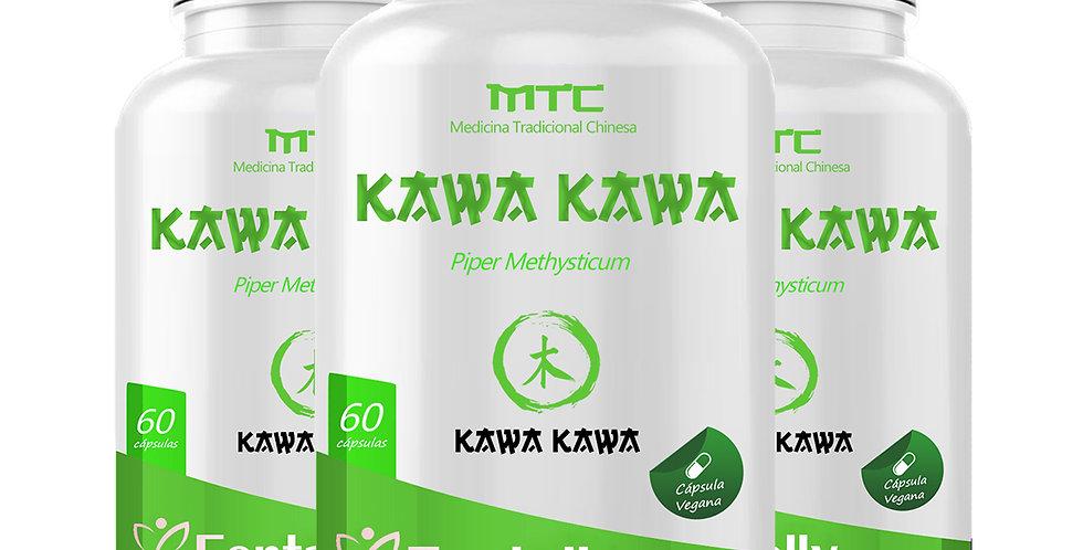 Kawa Kawa – Piper Methysticum – 60 cápsulas