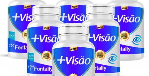 Combo Família - +Visão – Suplemento Vitamínico – 120 Cápsulas
