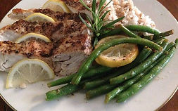 Grilled_lemon_scented_chicken_with_sauté
