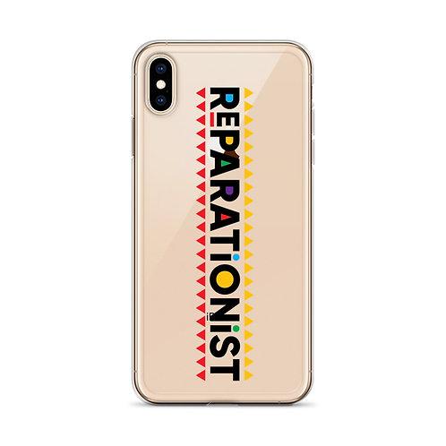 Reparationist iPhone Case