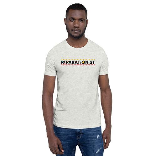 Reparationist 100% Premium Cotton Short-Sleeve Unisex T-Shirt