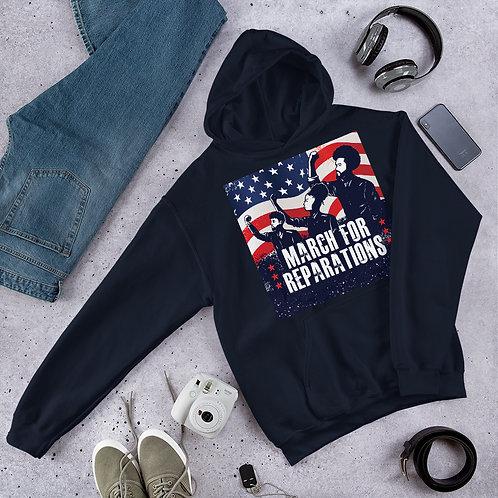 March For Reparations 100% Premium Cotton Short-Sleeve Unisex T-Shirt