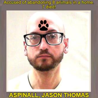 ASPINALL, JASON THOMAS - West Virginia, USA