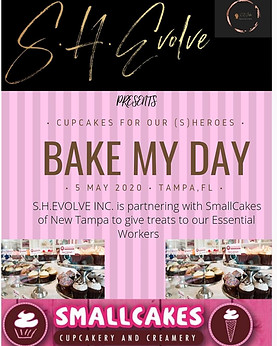 Bake My Day Event