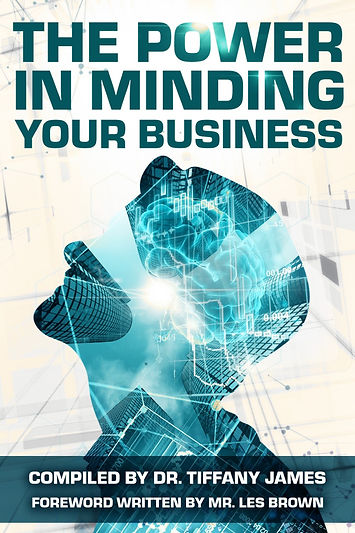 The Power in Minding Your Business Book