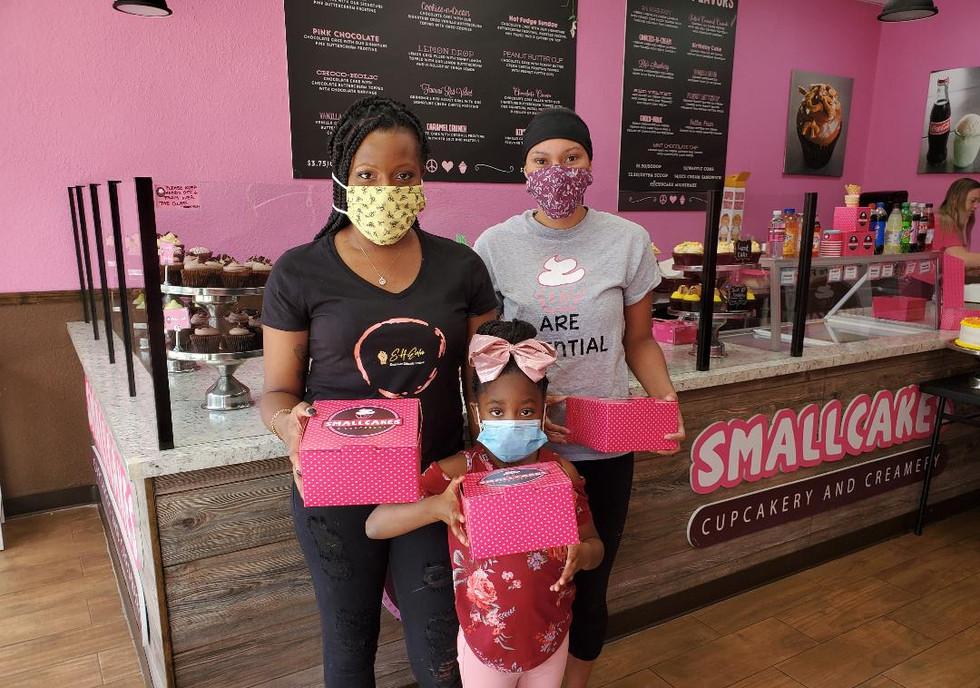 Smallcakes Owner
