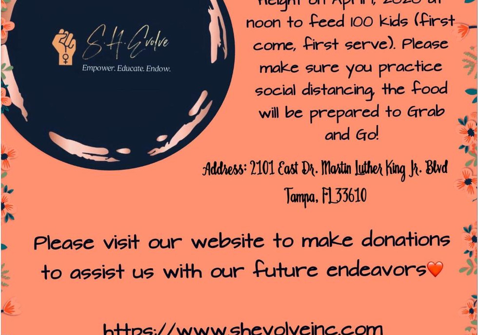 Feed The Children of Tampa