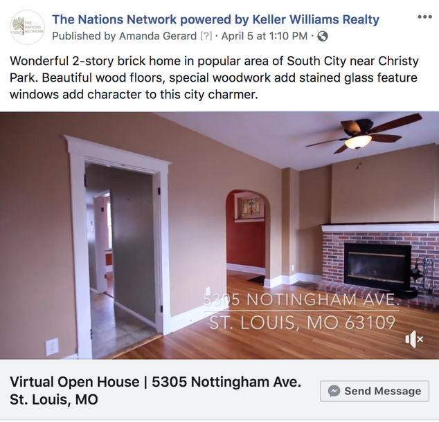 virtual open house the nations network