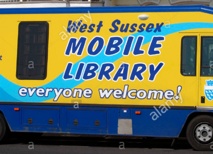 New Mobile Library Timetable Available