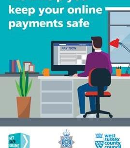 Get Safe Online Campaign January 2019 - Safe Payments