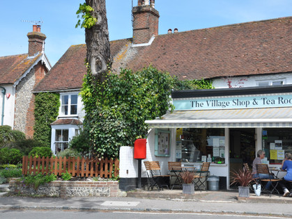 Village Shop Open, Delivery Service Available