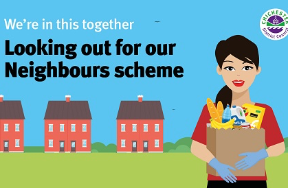 CDC Help Your Neighbour Scheme