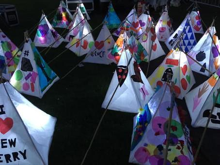 """Into the Light"" Lantern Parade"