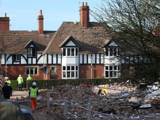 Port Sunlight Homes Destroyed