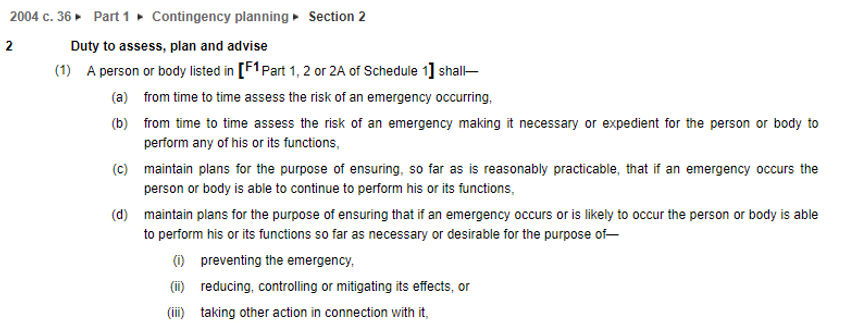 Civil Contingency Act 2004 1.jpg
