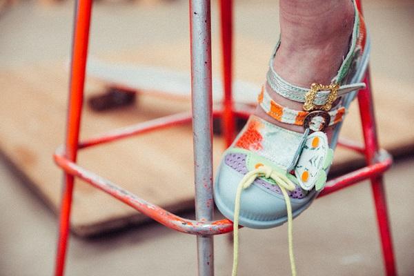 xi bigoudi , chaussures originales