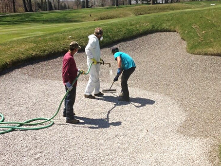 Green Tee improves Sycamore with Better Billy Bunker