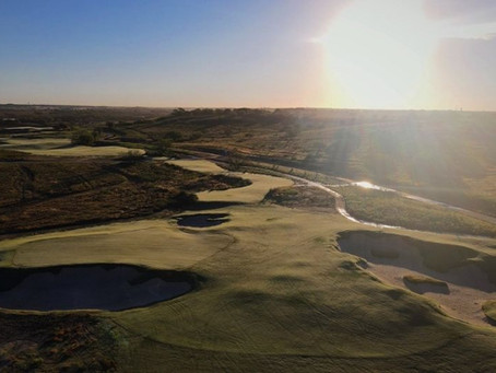 Construction nears completion on both courses at PGA Frisco