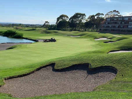 Empordà Golf Resort under way with two-course renovation