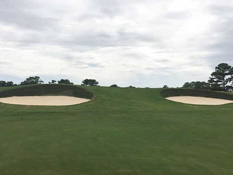 Kiawah Island Club completes bunker renovation work on Cassique course