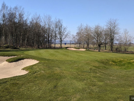 Lundin completes bunker project on front nine at Laholms
