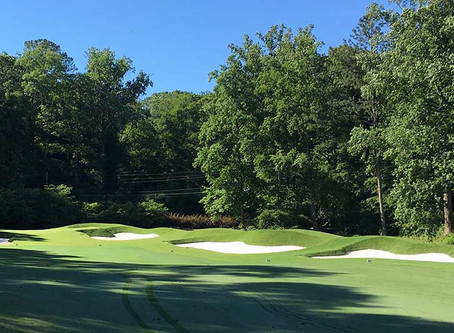 Bill Bergin oversees first phase of Druid Hills GC renovation project