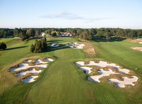 A PGA Championship in the Northeast in May? We took Bethpage Black for a test run