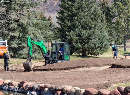 At the Aspen Golf Club, building a better bunker is goal