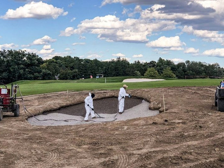 Mike DeVries and Frank Pont complete restoration project at Bloomfield Hills