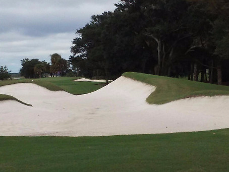 Green Tee Golf Wraps up Kiawah's River Course