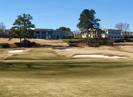 Gogel completes bunker renovation for Country Club of Jackson